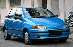 Fiat Idea 1.9 JTD Multijet 8V
