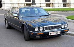 Jaguar Daimler Six