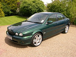 Jaguar X Type Estate 2.0 V6