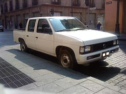 Nissan Pickup Double Cab 2.5 Di