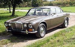 Jaguar XJ6 4.2 Kat.