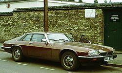 Jaguar XJR S Coupe