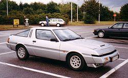 Mitsubishi Starion 2000 Turbo