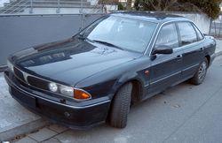 Mitsubishi Sigma 3.0 V6 24