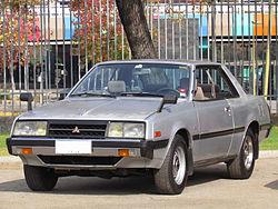 Mitsubishi Sapporo Coupe 1600