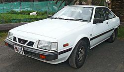 Mitsubishi Cordia 1600 Turbo