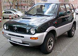 Nissan Terrano II 2.4