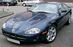 Jaguar XK8 Coupe