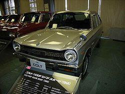 Mitsubishi Colt 1600 Turbo