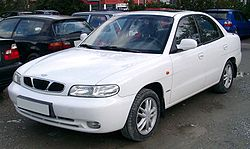 Daewoo Nubira Wagon 2.0
