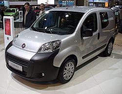 Fiat Fiorino Kombi 1.4 8V