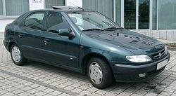 Citroen Xsara Coupe 1.9 Turbo D