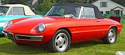 Alfa Romeo Spider 1.8 16V T.Spark