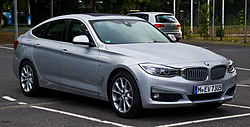 BMW 330i Gran Turismo