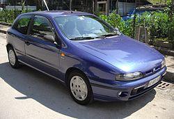 Fiat Brava 80 16V