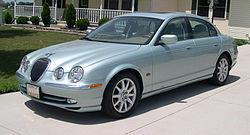 Jaguar S Type 4.0 V8