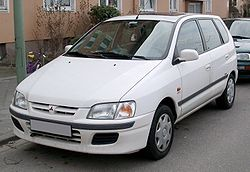 Mitsubishi Space Star 1300