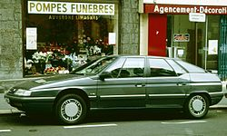 Citroen XM Break 2.0 inj.