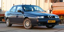 Alfa Romeo 155 2.5 V6