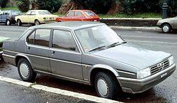 Alfa Romeo 90 2.4 Turbodiesel