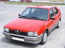 Alfa Romeo 33 Sport Wagon 1.7 I.E. Kat.