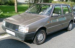 Fiat Uno 70