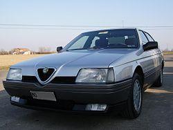 Alfa Romeo 164 2.0 V6 Turbo