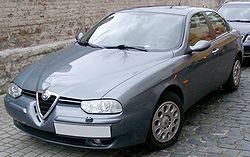 Alfa Romeo 156 Sportwagon 2.0 16V T.Spark