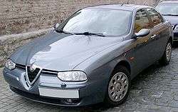 Alfa Romeo 156 Sportwagon 2.4 JTD 10V