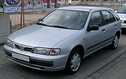 Nissan Almera Tino 2.0
