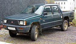 Mitsubishi L200 2.4 DI D Club Cab