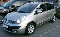 Nissan Note 1.2 DIG S