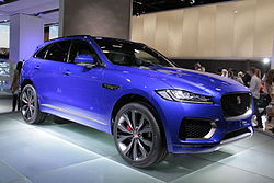 Jaguar F Pace 20d