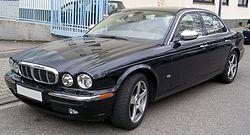 Jaguar XJ 3.0 V6 Kompressor