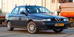 Alfa Romeo 155 1.8 16V T.Spark 16V