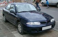 Mitsubishi Carisma GT Evolution VII
