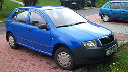 Skoda Fabia Sedan 1.2 HTP 12V