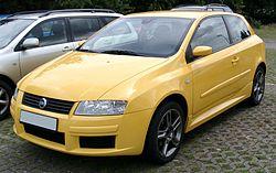 Fiat Stilo Multi Wagon 1.8 16V