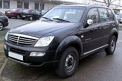 SsangYong Rexton RX 290