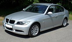 BMW 320Cd Coupe