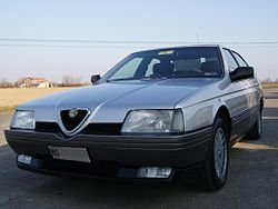Alfa Romeo 164 Super Twin Spark