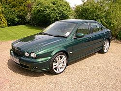 Jaguar X Type Estate 2.5 V6