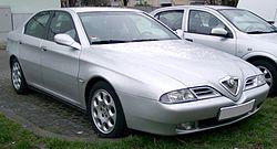 Alfa Romeo 166 3.2 V6 24V