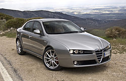 Alfa Romeo 166 2.4 JTD 20V Multijet