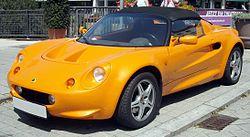 Lotus Elise 1.8