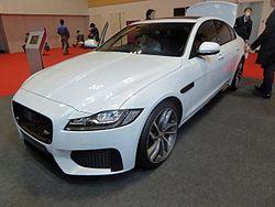 Jaguar XF E Performance