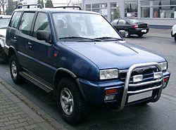 Nissan Terrano 2.7 TD
