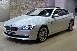 BMW 630Ci Coupe