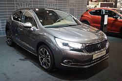 Citroen DS 4 BlueHDi 120