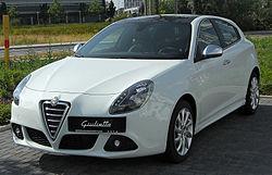 Alfa Romeo Giulietta Quadrifoglio